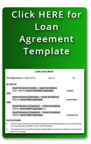 Get a Loan Agreement Template here