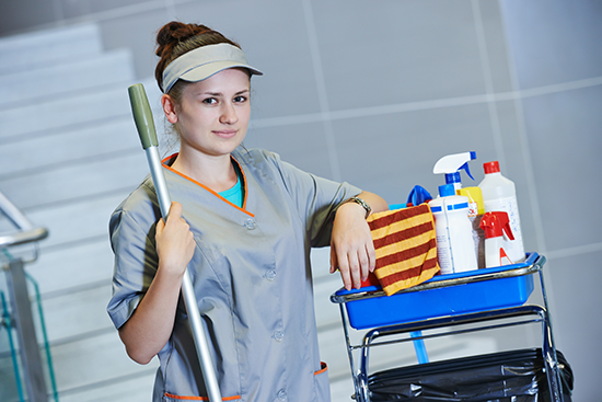 cleaning business employees redundancy