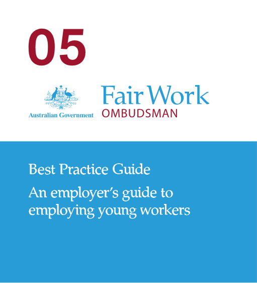 Employers Guide to employing Young persons
