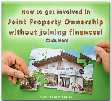 How to invest in Joint Porpety Ownership without the risk
