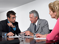Mediation is an excellent way to resolve conflict and bypass costly legal fees.