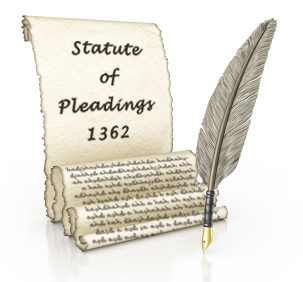 Statute of Pleadings