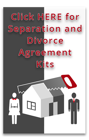 Click here for separation and Divorce Agreement kits