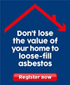 loose fill asbestos NSW