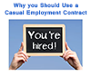 Why use Casual Employment COntract