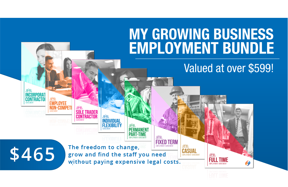 My Growing Business Employment Bundle