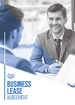 business lease agreement cover