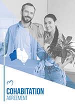 cohabitation agreement template kit