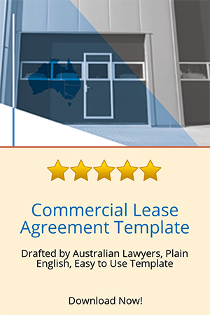 Commercial LEase Template Kit