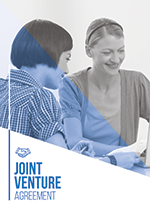 Joint Venture Agreement Cover