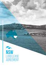 Land Lease Agreement NSW