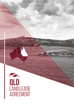 Land Lease Agreement QLD