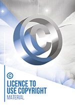 Licence to use copyright material