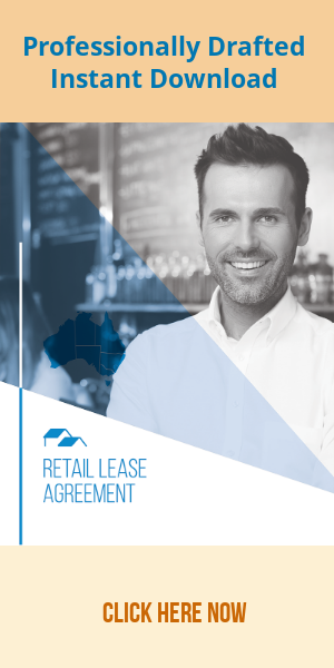 Retail Lease Agreement Templates
