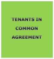 Agreements Between Tenants In Common Joint Tenants In Common