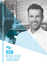 NSW retail lease