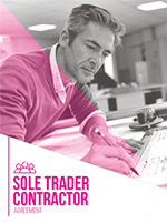 Sole Trader Contractor Agreement Template